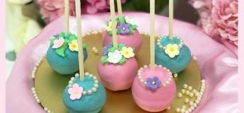 [Junior Gourmet] Pearly Cakepops