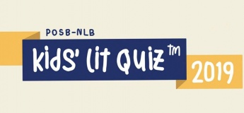 Posb-Nlb Kids' Lit Quiz™ Singapore 2019