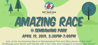 Amazing Race in Sembawang Park