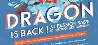 Dragon is Back! at Passion Wave@Jurong Lake Gardens