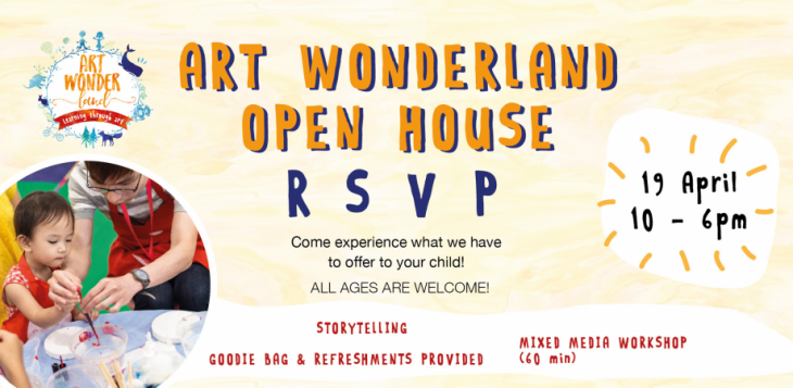 Art Wonderland Open House