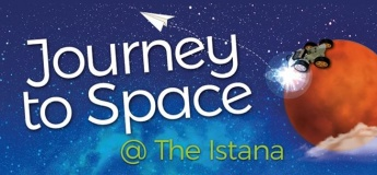 Journey to Space at The Istana
