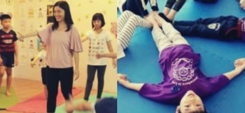 Family Yoga - Fun for all!