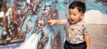 Toddler Art Workshops