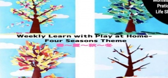 Four Seasons Theme - Weekly Learn with Play at Home