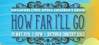 SLO Children's Choir in Concert: How Far I'll Go