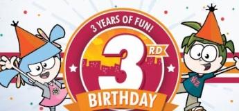 KidZania Singapore Celebrates 3 Years of Fun