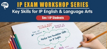 Key Skills for IP English & Language Arts