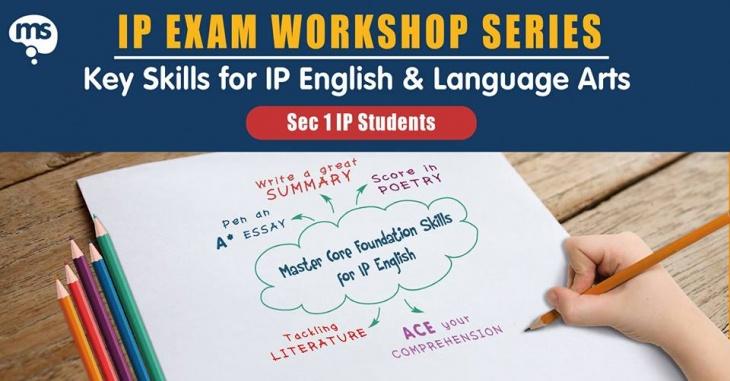 Key Skills for IP English & Language Arts