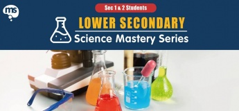 Lower Secondary Science Mastery Series