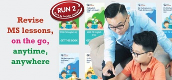 MS e-Study Buddy to Help your Child Learn and Revise (Run 2)