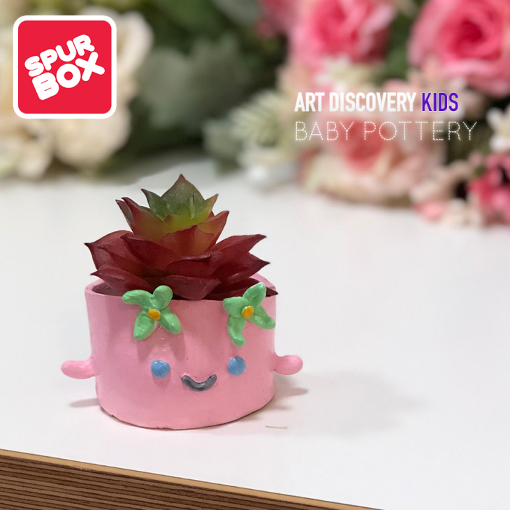 [Art Discovery Kids] Baby Pottery