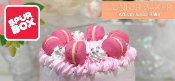 [Junior Baker] Lychee Momtini Cake