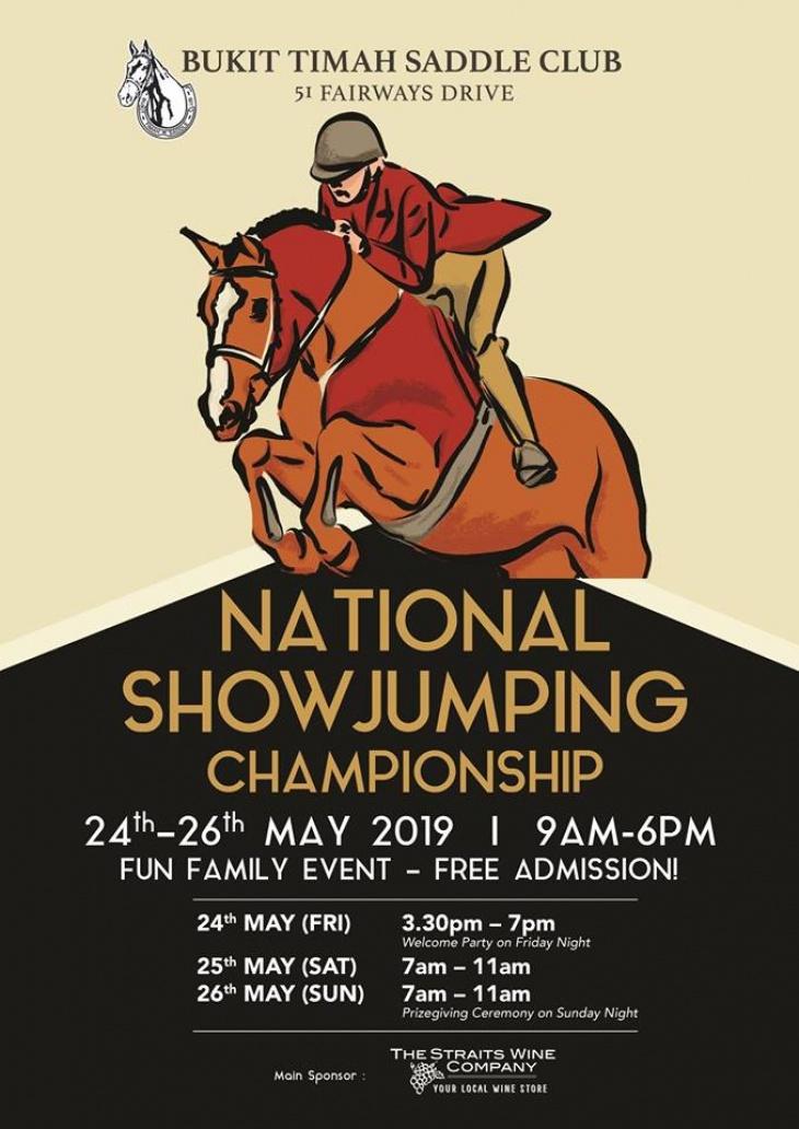 National Jumping Championships