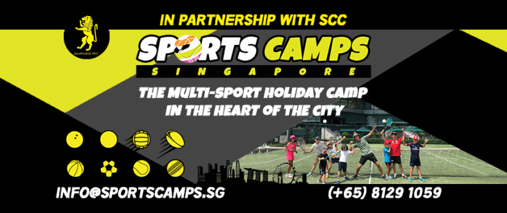 Easter Camps 15 - 18 April 2019