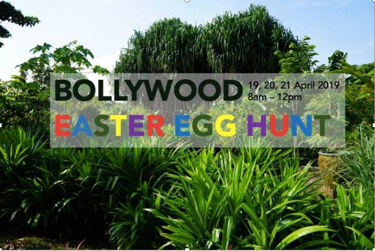 Bollywood Easter Egg Hunt