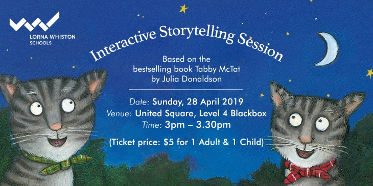 Tabby McTat: Interactive Storytelling