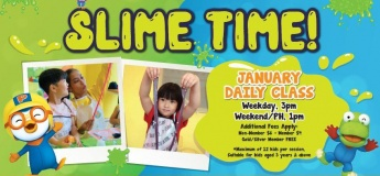 Slime Time Daily Class
