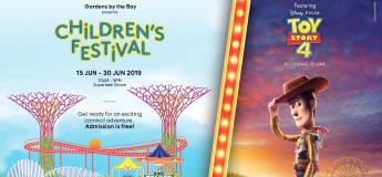 Children's Festival 2019 Featuring Disney: Pixar's Toy Story 4