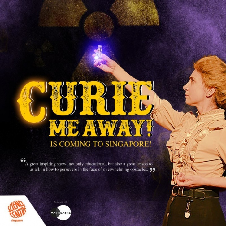 Curie Me Away- Chemistry Musical