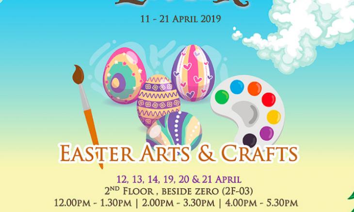Easter Arts & Crafts