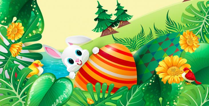 A Hoppy Easter @ Paradigm Mall Johor Bahru