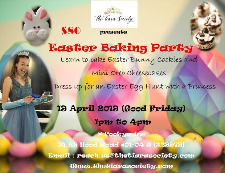 Easter Baking Party