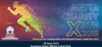Metta Charity X Run 2019