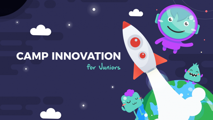 Innovation Camp for Juniors (6-9 years)