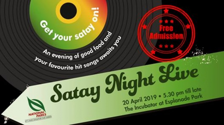Satay Night Live 2019