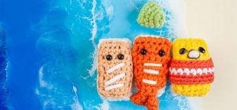 Sushi Fresh off the Boat @ Tiny Rabbit Hole