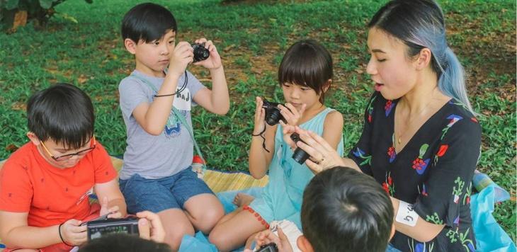 Snappy Saturdays: Photography for Kids @ Gosh! Kids