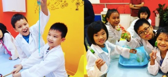 Kids DiscoveryWorks STEM Camps