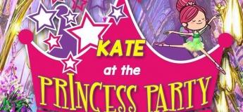 Kate at the Princess Party