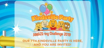 Kindsville Party 2019 - AMAZE-ing Challenge!