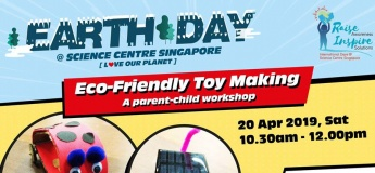 Eco-friendly Toy Making
