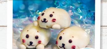 [Kids June Holiday] Baby Seal Baos + Clay Figurine
