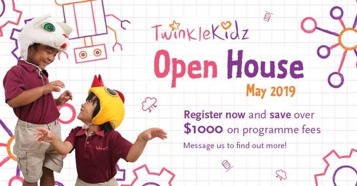 TwinkleKidz Open House May 2019