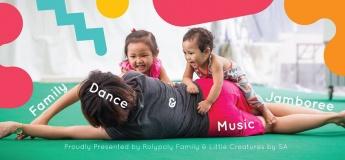 Family Dance & Music Jamboree