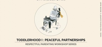 Embracing Toddlerhood I: Peaceful Partnerships