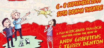 Andy Griffiths' Te 13-Storey Treehouse: Live On Stage
