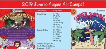 Summer Camps 2019@Abrakadoodle