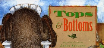 """Reading With Nature"" Series: Tops & Bottoms by Janet Stevens (A Storytelling Session and Guided Tour)"