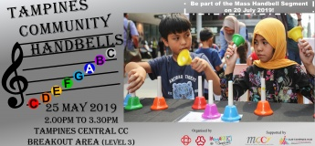 Tampines Community Handbells