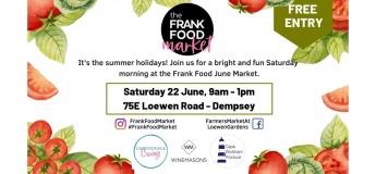 Frank Food Market June