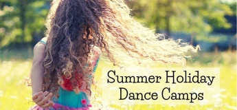 Summer Holiday Dance Camps for Kids