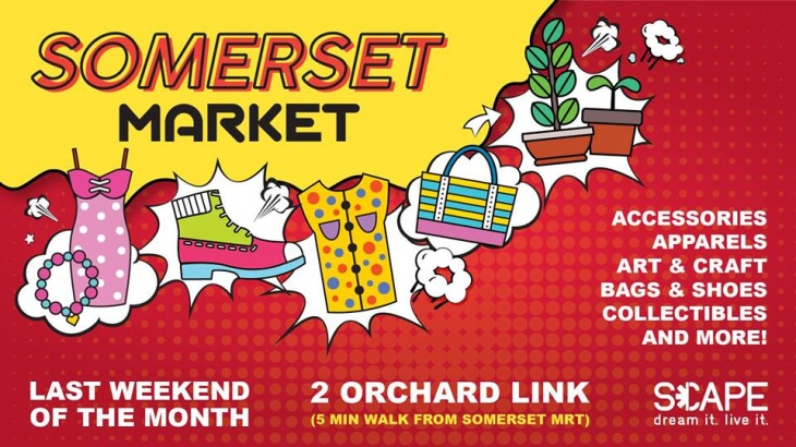 Somerset Market May 2019