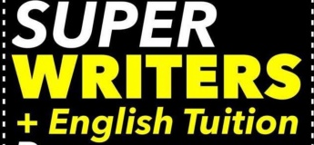 Super Writers Composition Booster Workshop (P2-P5)