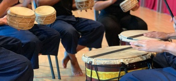 Rhythms of Fatih – A Malay Percussions Workshop