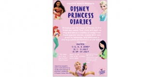 Disney Princess Diaries